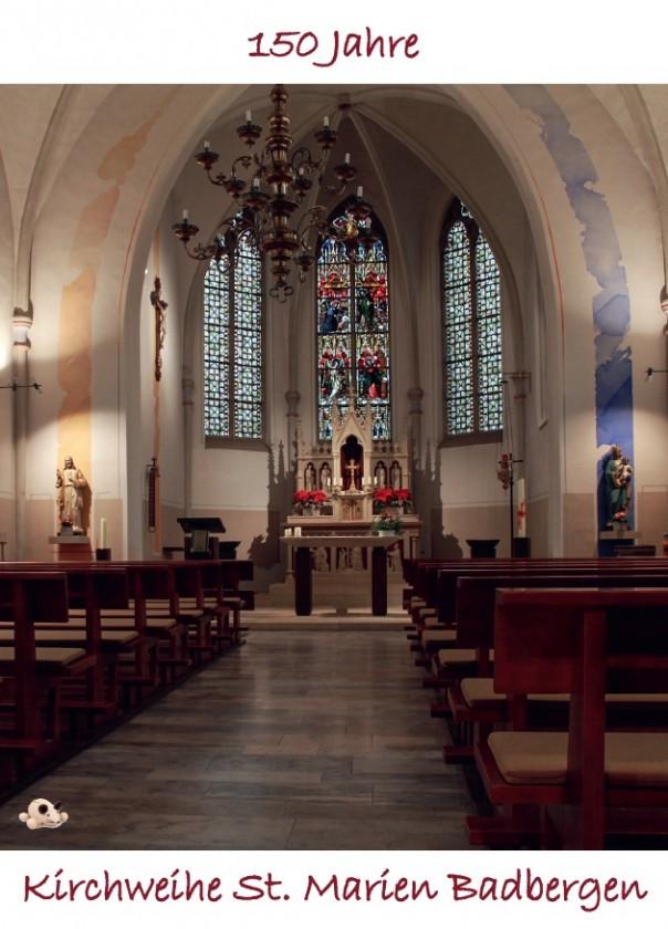 150 Jahre Kirchweih Badbergen